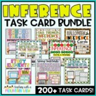 Inference Task Card Bundle {A Year of Differentiated Infer