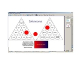 Inferences Pyramid Cover Up Game for the Smart Board