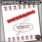 Inferring Package - Activities to Use for ANY Text