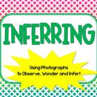 Inferring {Using Photographs to Observe, Wonder and Infer}