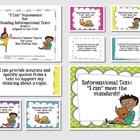 "Informational Text ""I Can"" Statements {Gr. 5 CCSS Aligned}"