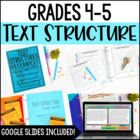 Informational Text Structures Resources {Common Core Aligned}