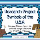 Informative Writing ~ U.S.A. Symbols Research Project {Com