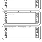 Inherited and Learned Traits Powerpoint Exit ticket