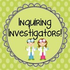Inquiry Investigators: Science Centers to promote inquiry