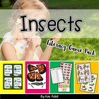 Insect Literacy Game Pack