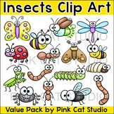 Insects / Bugs Clip Art Value Pack - Personal & Commercial Use