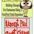 Instant Math Lemonade Stand Fun With Making Change