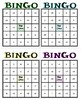 Integer Bingo Review Game