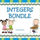 Common Core 6.NS & 7.NS ~ Integers (Adding & Subtracting) Bundle