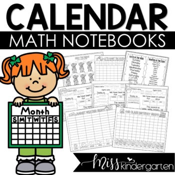 Interactive Calendar Notebook {making the most out of calendar time}