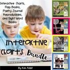 Interactive Chart and Sight Word Reader Bundle