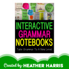 Interactive Grammar Notebooks