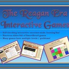 Interactive History Games-Reagan Era / 1980's Jumbo 19 Games