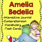 Interactive Journal, Task Cards, and More - Amelia Bedelia