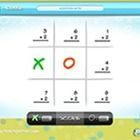 Interactive Math Game App-Tic Tac Math-Flash Application