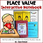 Interactive Math Journal for Place Value