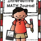 Interactive Math Notebook-3rd grade