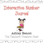 Interactive Math Number Journal