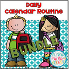 Interactive Math and Calendar Bundle...for a full year!