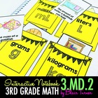Interactive Notebook Activities - Liquid Volume and Mass {3.MD.2}