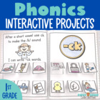 Interactive Notebook: Phonics