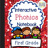 Interactive Notebook: Phonics {First Grade}