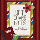 Interactive Notebook Unit Cover Pages