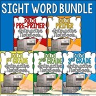 Interactive Notebook for Dolch Sight Words (Bundle)