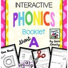 Interactive Phonics Booklet - Short A