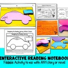Interactive Reading Notebook Activity: Analyzing Author's Choices