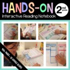 Interactive Reading Notebook Hands-On Second Grade Common Core