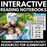 Interactive Reading Notebooks: Reading Strategies - Common