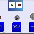 Interactive Sight Word Dice Game
