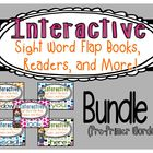 Interactive Sight Word Flap Books, Readers, and More!  BUN