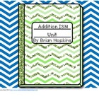 Interactive Student Notebook Addition Unit (ISN)