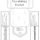 Interactive Vocabulary - McGraw Hill Wonders - 3rd Grade - BUNDLE