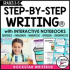 Interactive Writing Notebook Grades 3-6