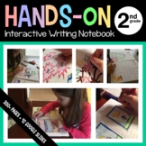 Interactive Writing and Grammar Notebook Hands-On Second G