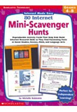 Internet Mini-Scavenger Hunts (Grades 4 - 8) by Michelle R