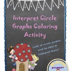 Interpreting Circle Graphs Coloring Activity; Fun & Engagi
