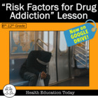 Childhood Risk Factors for Drug Addiction: Great Lesson on
