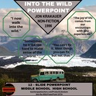 Into the Wild PowerPoint