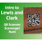 Intro to Lewis and Clark: QR Scanner Scavenger Hunt (on iPads!)