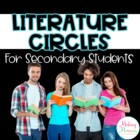Intro to Literature Circles Power Point