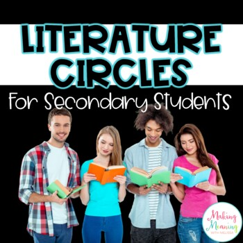Image result for literature circle