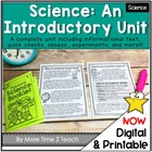 Intro. to Science: {includes the scientific method}