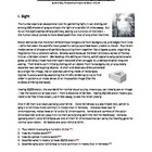 Intro to the Senses - Bundled Unit PDF