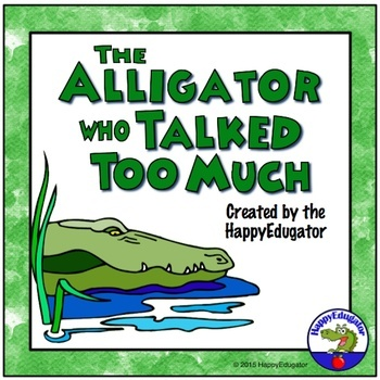 Introduce Fables - The Alligator Who Talked Too Much Fable