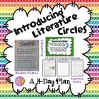 Introducing Literature Circles:  A 14-Day Plan